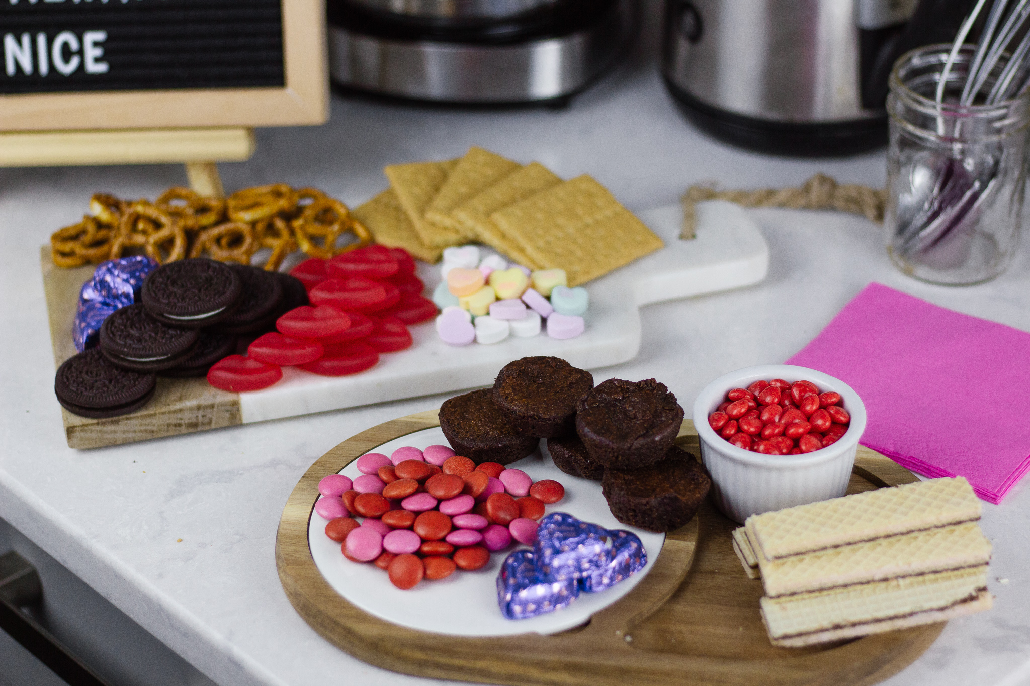 7 Valentines Day ideas for toddlers including toddler activities, toddler crafts, and tasty treats.